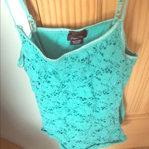 """lace tank top from Aéropostale """"Favorite cami"""""""